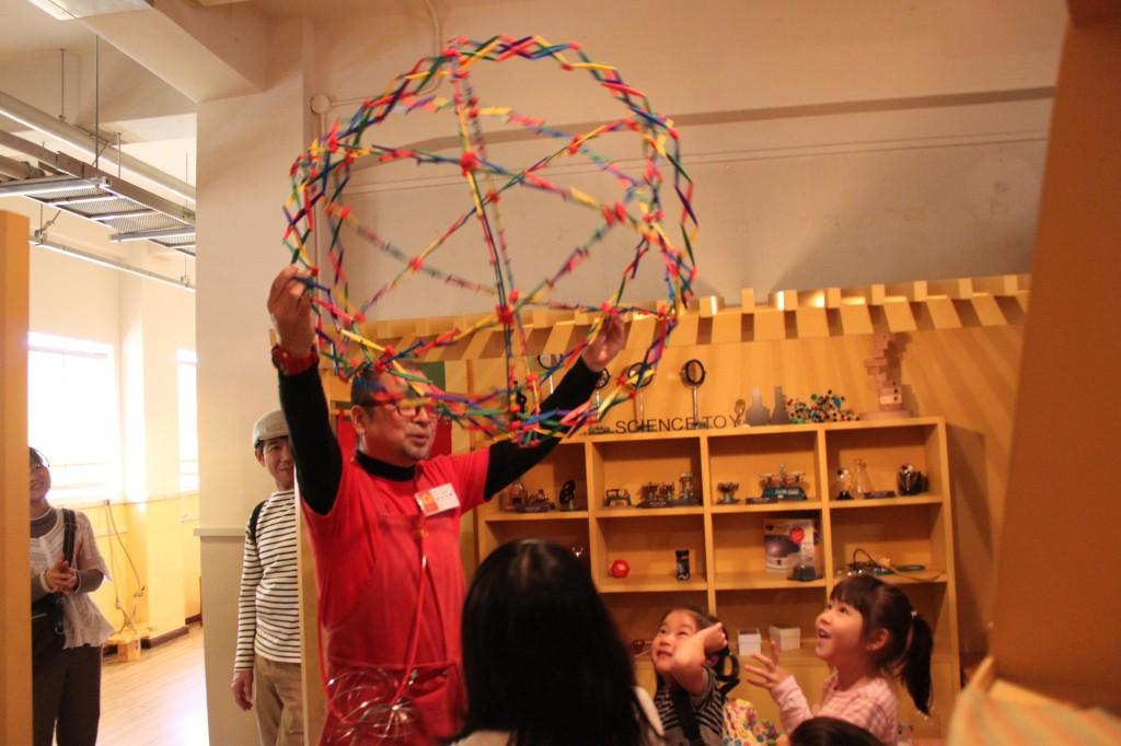 東京おもちゃ美術館のおもちゃコンサルタント