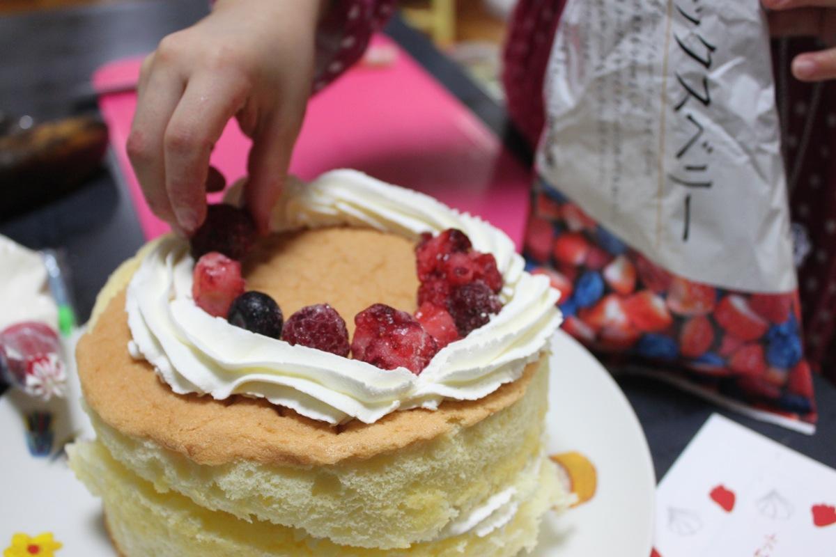 ルタオの手作りケーキセットのレシピ