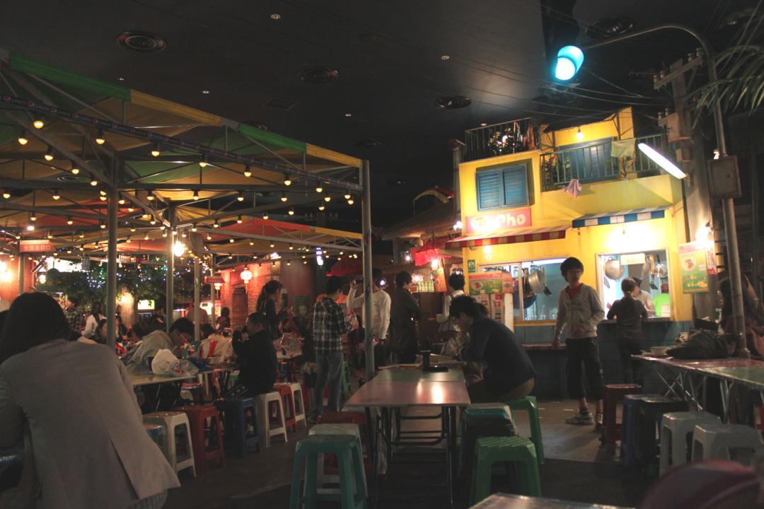 日清カップヌードルミュージアムのレストラン