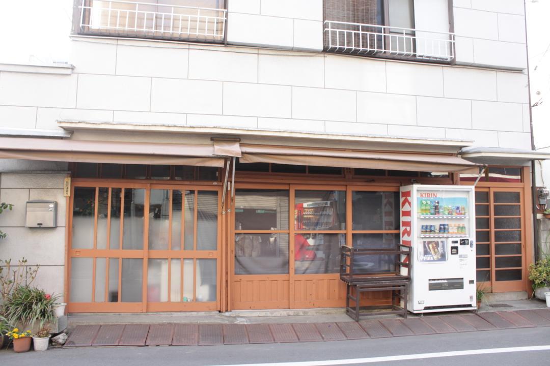 谷中銀座の駄菓子屋さん