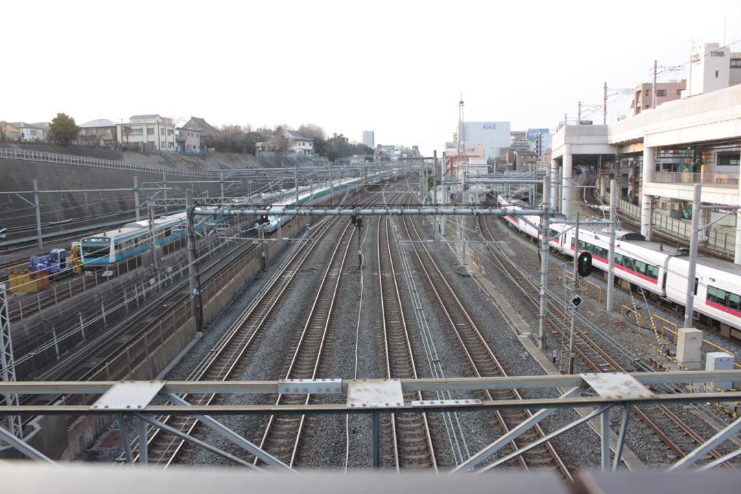日暮里駅の北口
