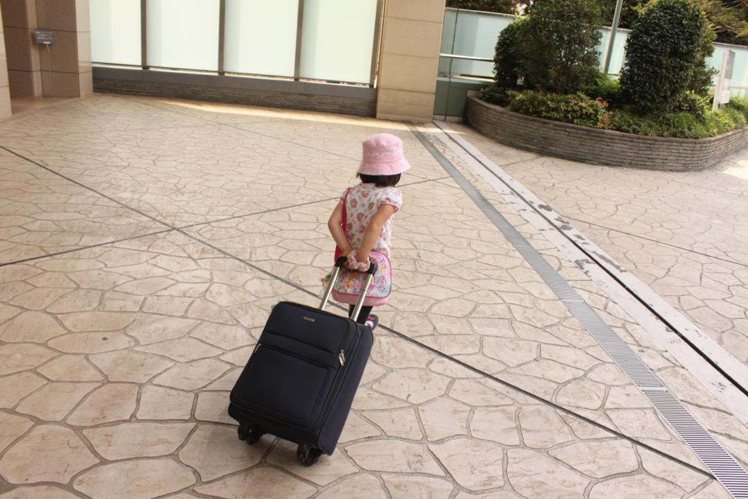 横浜八景島シーパラダイスへ出発