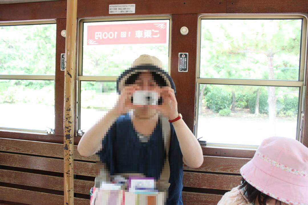 横浜八景島シーパラダイスの園内周遊バス