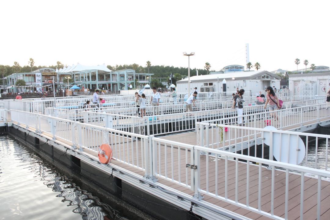 横浜八景島シーパラダイスのうみファーム