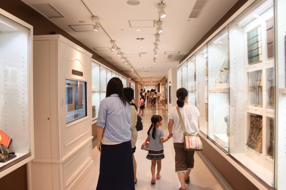 NHKスタジオパーク展示