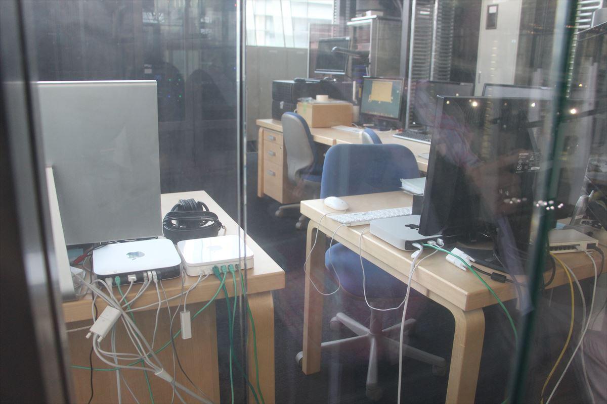 日本科学未来館の常設展示