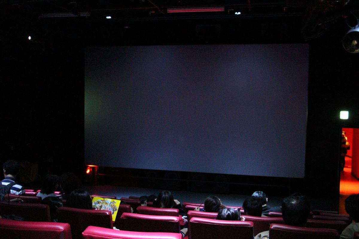 お台場レゴランドの映画館4Dシネマ