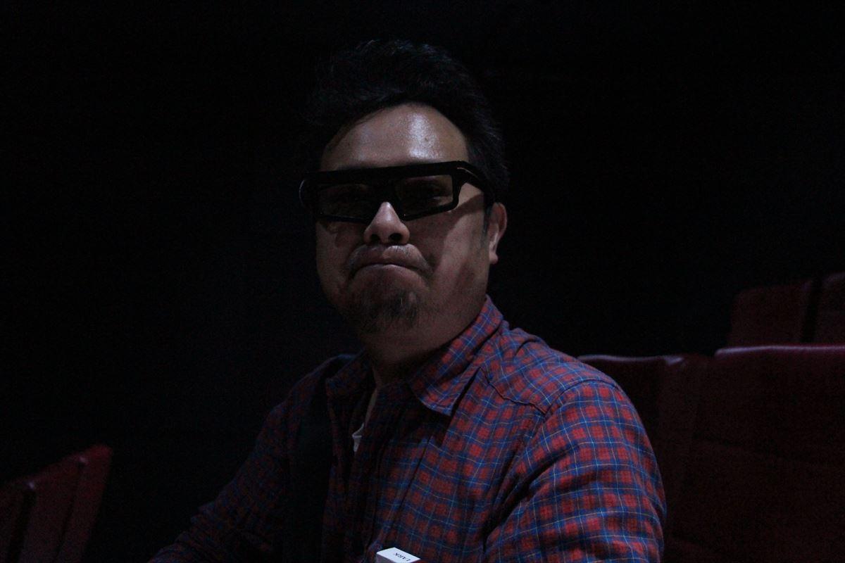 お台場レゴランドの映画館4Dシネマの3Dメガネ