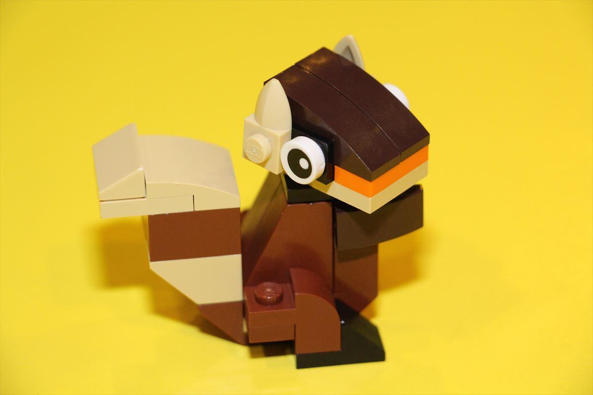 お台場レゴランドのマスタービルダーワークショップの完成品