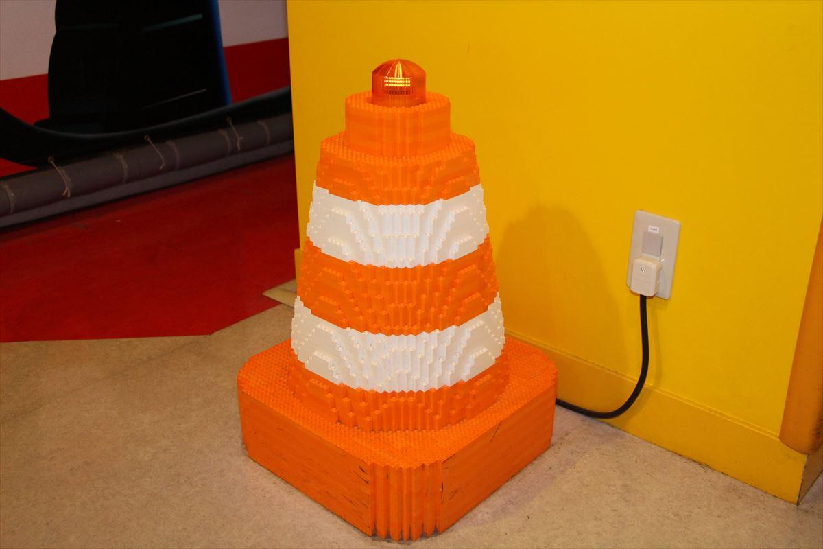 お台場レゴランドのレゴ作品