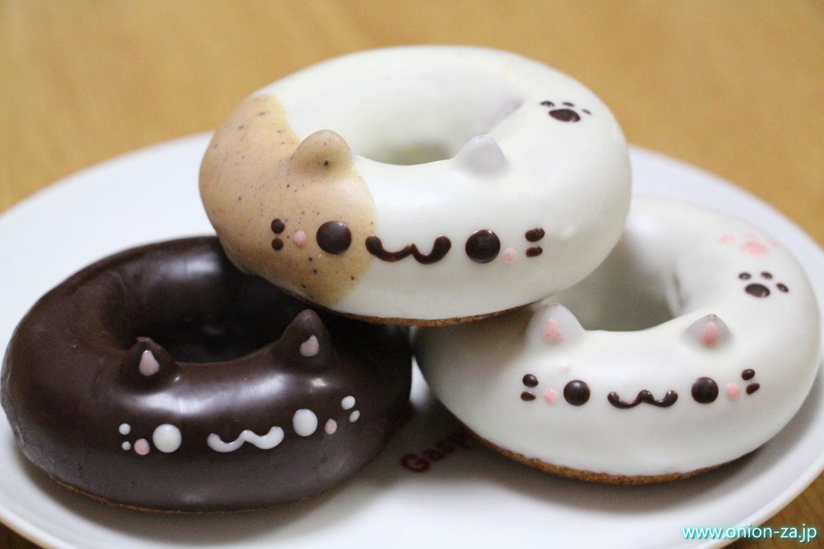 戸越銀座のお土産ドーナッツ