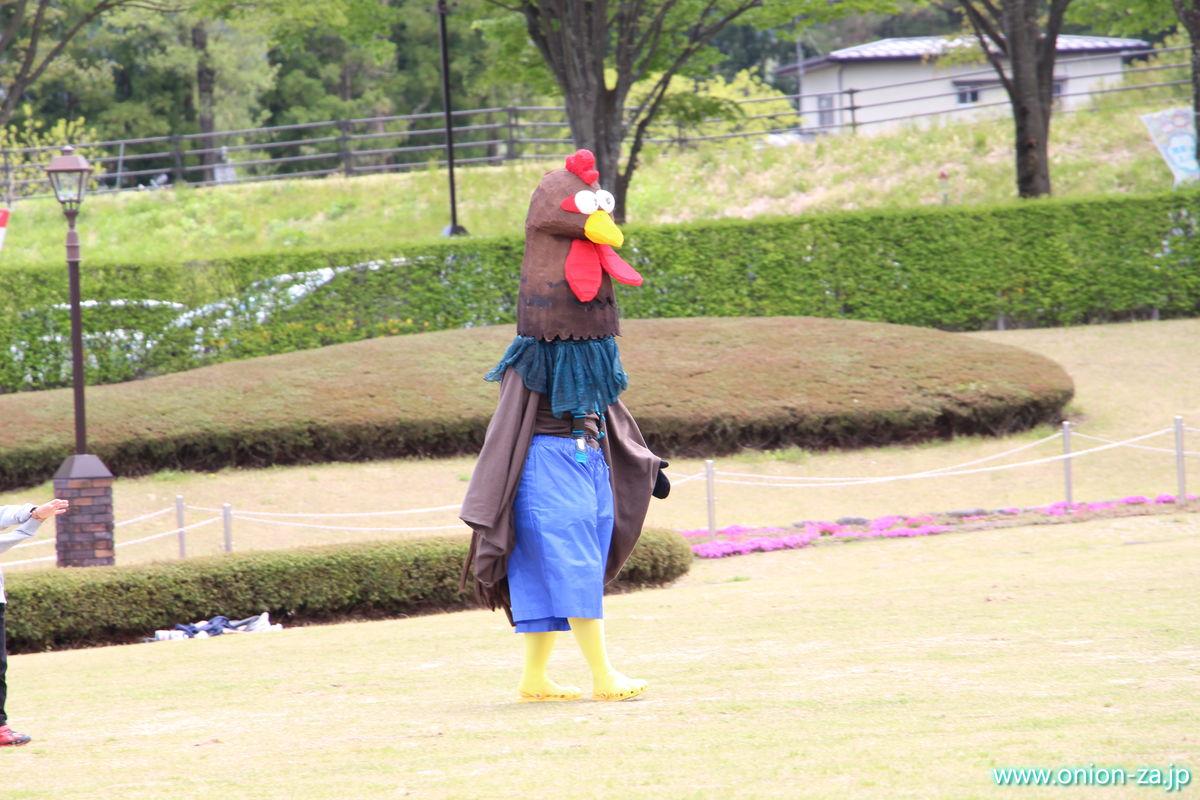 福島県川俣のゆるキャラ