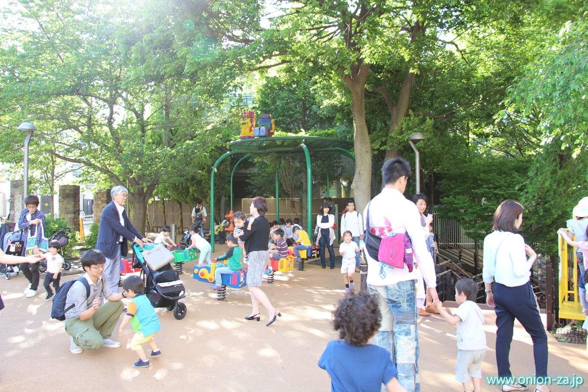 六本木さくら坂公園