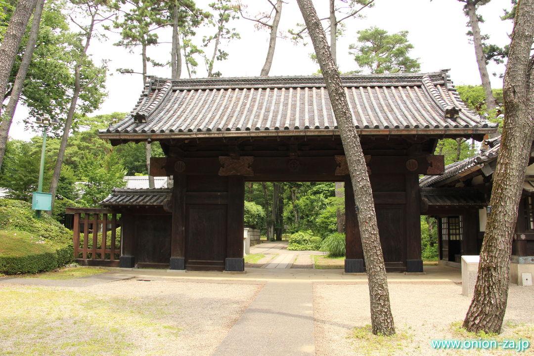 江戸東京たてもの園の建築物