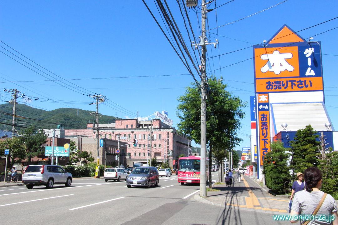 北海道にある白い恋人パークへの行き方
