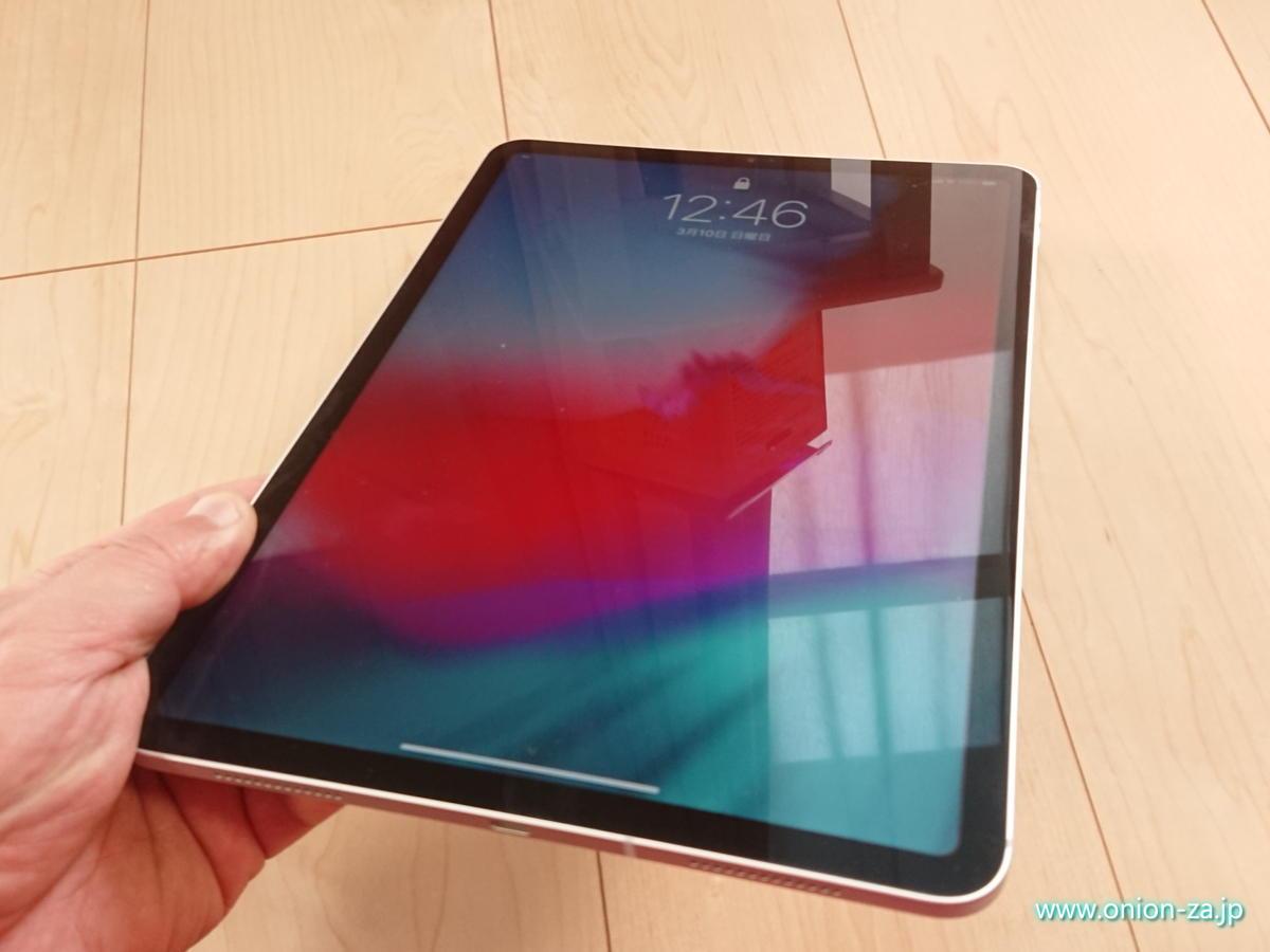 iPad Pro 11/12.9インチ 2018と2020では、ゲームをやる上での差はほぼない