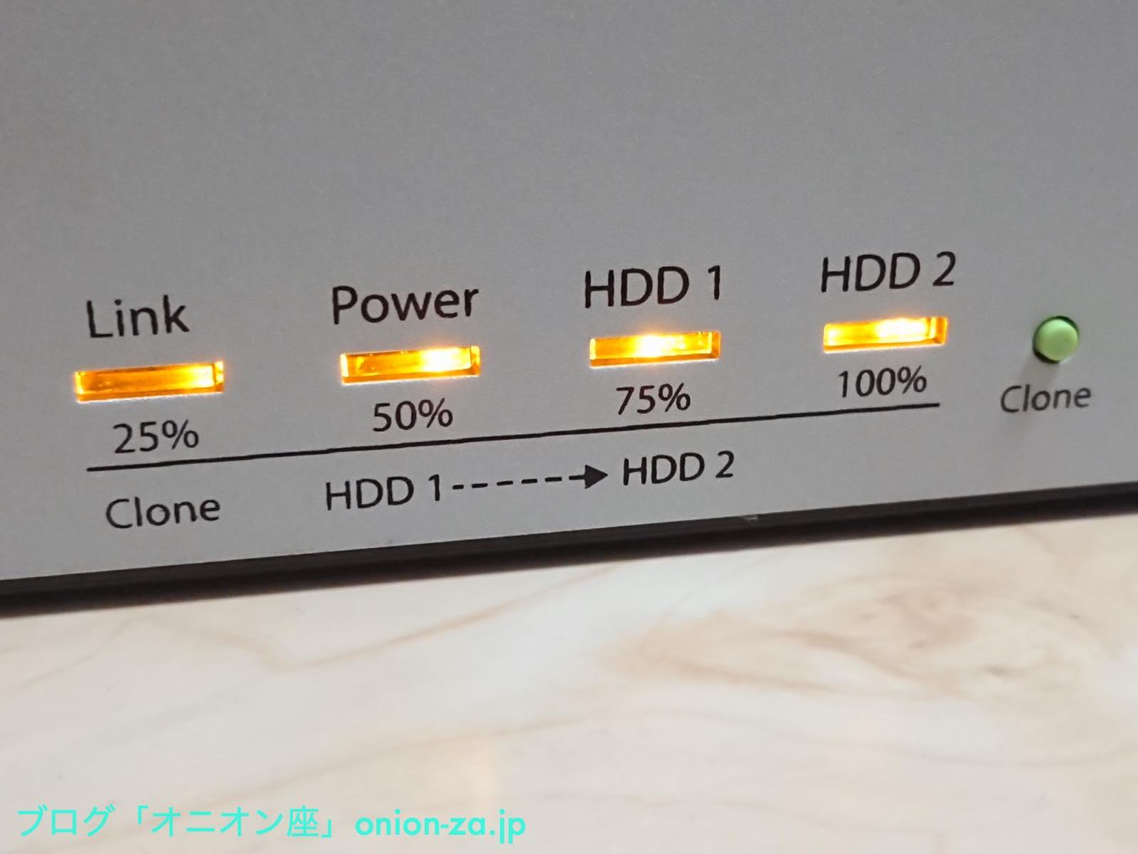 SSDをクローンしてもアライメントもズレず、本当に何もやることがない。