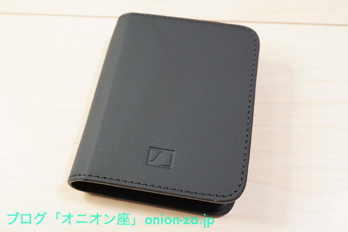 どうみても単品で1万円以上しそうなIE-800Sの付属イヤホンケース